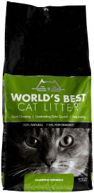 World's Best Cat Litter - CLUMPING CAT LITTER