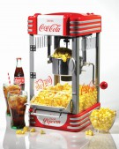 Coca-Cola Series RKP630COKE Kettle Popcorn Maker