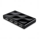 Belkin USB 2.0 7 Port Mobile Hub Black