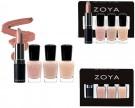 Zoya Lips & Tips Quad Gift Sets (Nude - ZPHOL1501)