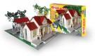 Brickadoo Railway Station Construction  DIY Tool Toy