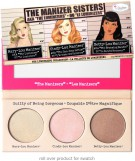 The Balm The Manizer Sisters Make-Up Palette
