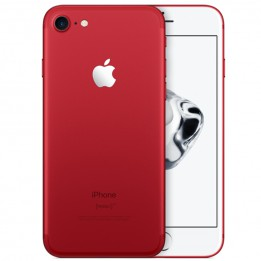 """Apple iPhone 7 128GB Special Edition, 4.7"""" Retina HD Display, LTE - Red"""