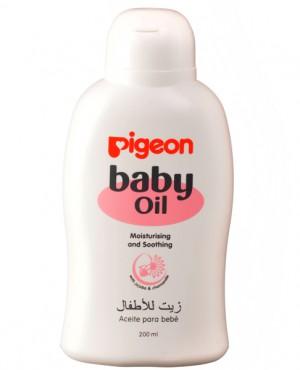 Pigeon - Baby Oil 200ml