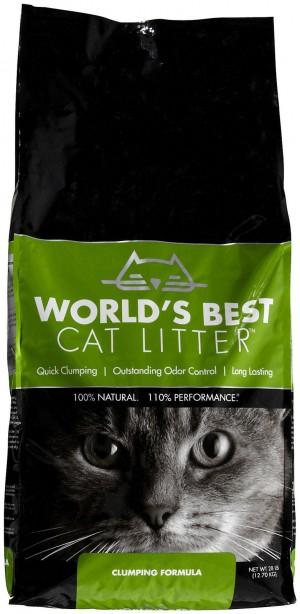 World's Best Cat Litter - CLUMPING CAT LITTER