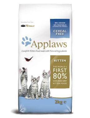Applaws Dried Kitten Bag Chicken