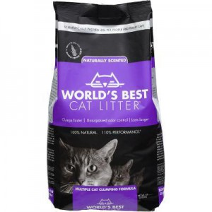 WBCL Scented Multiple Cat Clumping