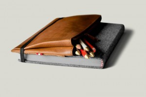 TRIP CASE & NOTEBOOK - Hand Made