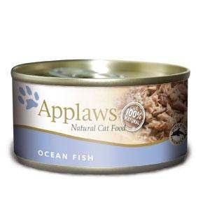 Applaws Cat Tin Ocean Fish 70g (24 Pcs)