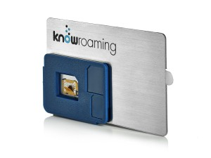 KnowRoaming Sticker for Sim Cards