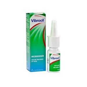 Vibrocil Microdoser Spray 15Ml