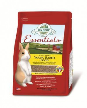 Oxbow Ess Young Rabbit 5lb BB