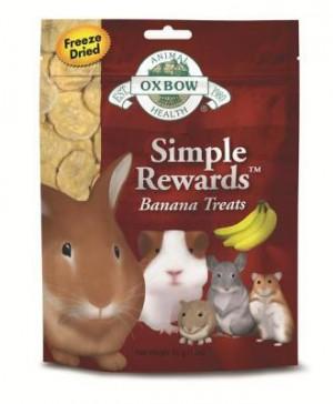 Oxbow Banana Treat Simple Rewards