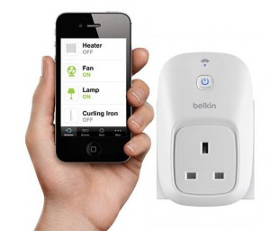 Wemo Switch Smart home automation