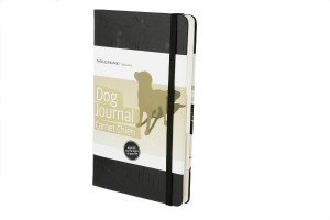 Moleskine Dog Journal - Carnet Chien