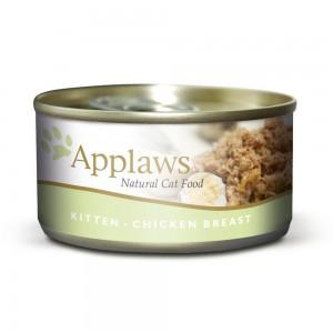 Applaws Kitten 70g Tin Chicken (24 pcs)
