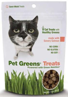 Pet Greens Cat Semi Moist Salmon 85 g