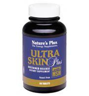 Nature's Plus Ultra Skin Plus (60 Tablets)