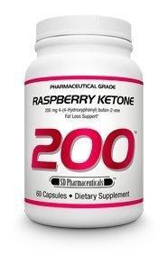 SD Pharmaceuticals Raberry Ketone Supplement- 60 Capsules