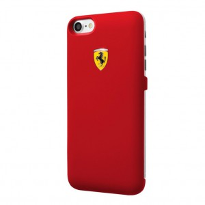 Ferrari Formula 1 Power Case 2800mAh For iPhone 6/6s iPhone 7 Red - FEFOPCP7RE