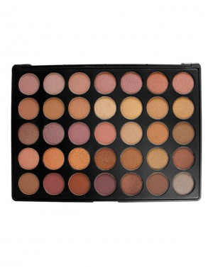 Morphe 35T- 35 Color Taupe Palette