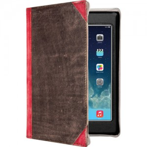 Twelve South BookBook for iPad Mini, Vibrant Red - 12-1236