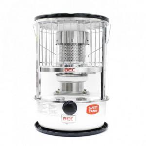 BEC Portable Kerosene Heater & Cooker  Made in Korea