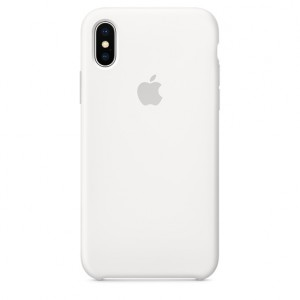 Apple iPhone X Silicone Case Cover