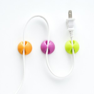 Bluelounge Cabledrop - Bright (6 Packs)