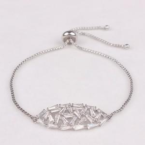 Oval drawstring Bracelet