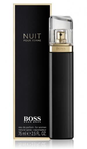 Hugo Boss Nuit Pour Femme EDP - 75 ml  (For Women)