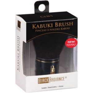 Black Radiance Kabuki Powder Brush