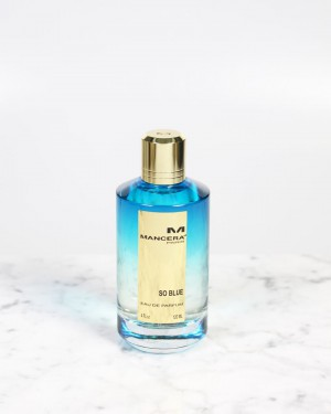 Mancera So Blue Unisex Edp 120 ml