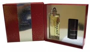 Cartier Declaration Set For Men 100ml+75ml Deo stick