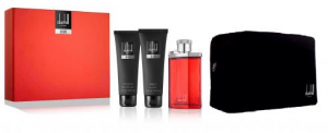 Cartier Desire Red Men Set 100ml+90ml S/G+90ml A/S+Bag
