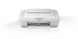 Canon PIXMA MG2540 (Color Inkjet) - (Print/Scan/Copy)
