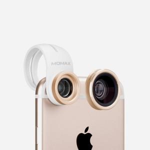 Momax - X-Lens: 2 in 1 Superior Lens Set - CAM2
