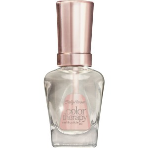 Sally Hansen Color Therapy Nail & Cuticle Oil, 0.5 Fluid Ounce