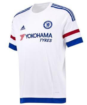 Chelsea Away Jersey 15-16