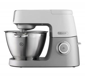Kenwood KVC5000T Chef Sense Food Mixer, 4.6 L - White/Silver