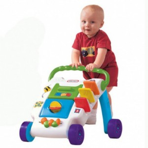 Little Tikes Wide Tracker Activity Walker - 619588