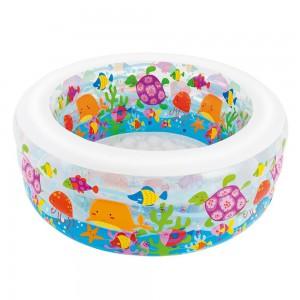 Intex Aquarium Pool, Multi Color 58480