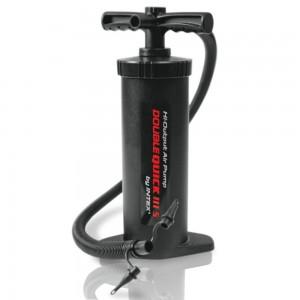 """Intex Double Quick III S Hand Pump, 14.5"""" (68605)"""