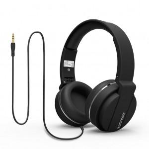 Promate- Encore, Foldable Stereo Ear-headset