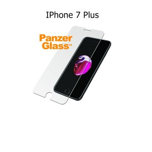 Panzer Glass clear Screen protector for iPhone 7 Plus