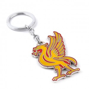 Liverpool Soccer Key Chain