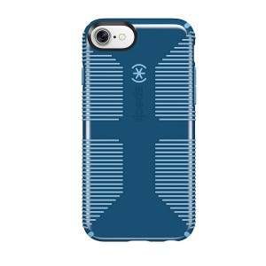 Speck Products CandyShell Grip Cell Phone Case for iPhone 7/6S/6 - Harbor Blue/Perwinkle Blue