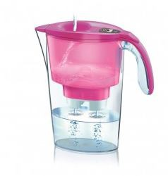 Laica Stream Line Jug Water Filtration System ( Pink)