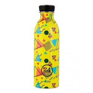 24 Bottles -Geometric Collection 0.5 l-Big Bubble