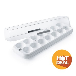 Quirky Egg Minder Smart Egg Tray